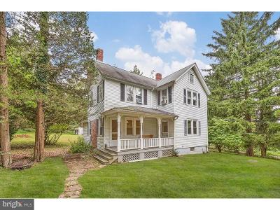 Princeton Single Family Home For Sale: 5072 Province Line Road