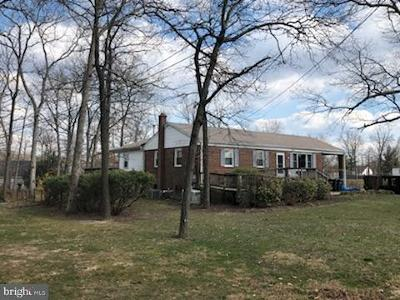 Clinton MD Single Family Home For Sale: $295,000