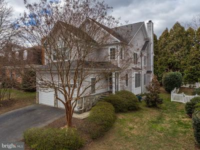 McLean Single Family Home For Sale: 1156 Colonial Road