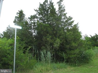 Slaughter Beach Residential Lots & Land For Sale: Passwaters Drive