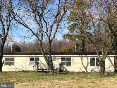 Denton Single Family Home Active Under Contract: 25468 Auction Road