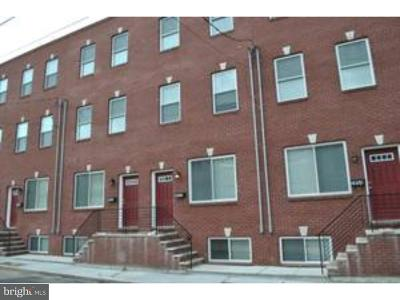 Point Breeze Townhouse For Sale: 2050 Annin Street