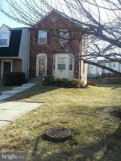 Bowie MD Townhouse For Sale: $320,000