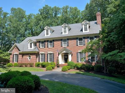 Great Falls Single Family Home For Sale: 9100 Eaton Park Road