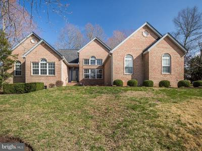 Dunkirk Single Family Home For Sale: 12645 Perrywood Lane