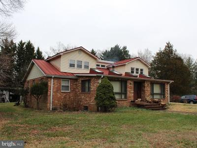 Brandywine Single Family Home For Sale: 4203 Floral Park Road
