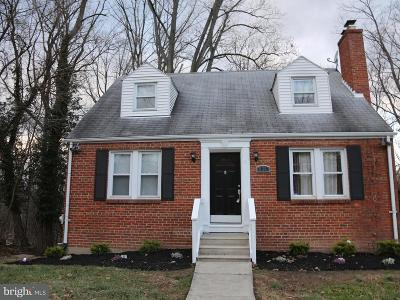 Temple Heights, Temple Hills, Temple Hills Park, Temple Terrace Single Family Home For Sale: 5717 Joan Lane