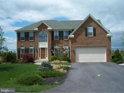Hagerstown Single Family Home For Sale: 9506 Morning Walk Drive