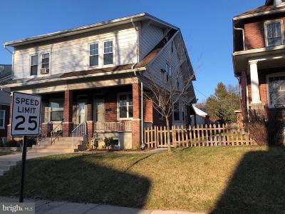 Reading Townhouse Under Contract: 309 N Waverly Street