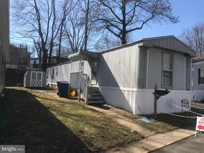 Capitol Heights Mobile/Manufactured For Sale: 9503 Acorn Park Street