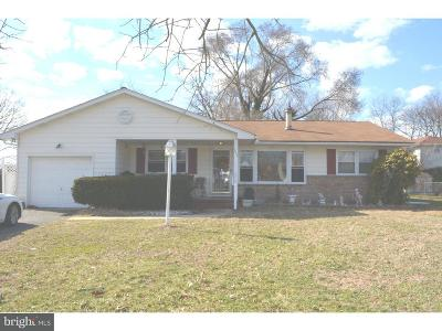Vineland Single Family Home For Sale: 782 S Valley Avenue
