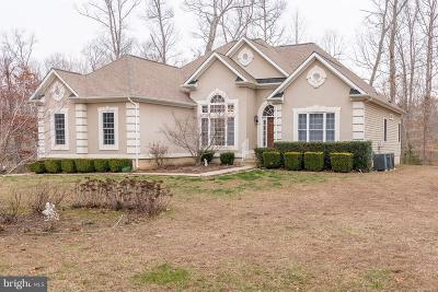 Spotsylvania Single Family Home For Sale: 13437 Alva Brooks Lane