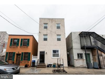 Fishtown Single Family Home Active Under Contract: 1209 Crease Street