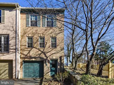 Arlington Townhouse For Sale: 2781 24th Road S