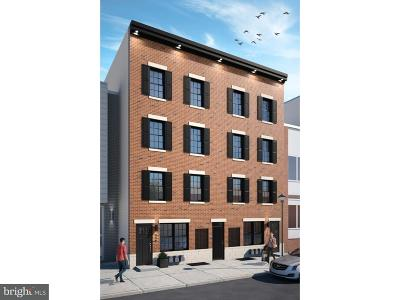 Northern Liberties Single Family Home For Sale: 938 N Marshall Street #1