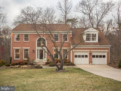 Centreville, Clifton Single Family Home For Sale: 6834 Compton Heights Circle