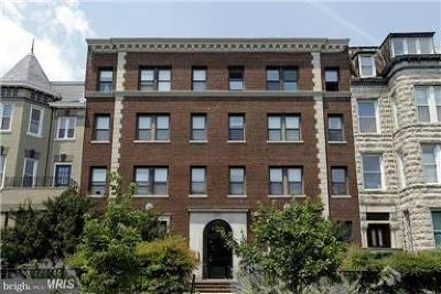 Rental For Rent: 1321 Fairmont Street NW #2