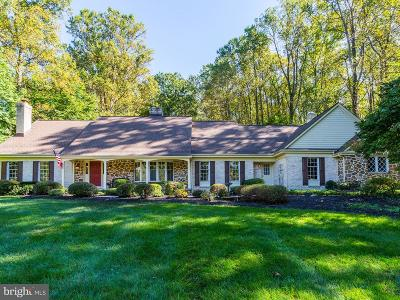 Clarksville Single Family Home For Sale: 11812 Linden Chapel Road