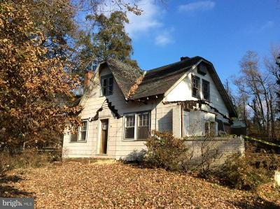 Silver Spring Single Family Home For Sale