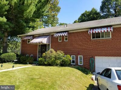 Silver Spring Single Family Home For Sale: 300 Mansfield Road