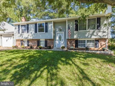 Walkersville Single Family Home For Sale: 205 Glade Boulevard