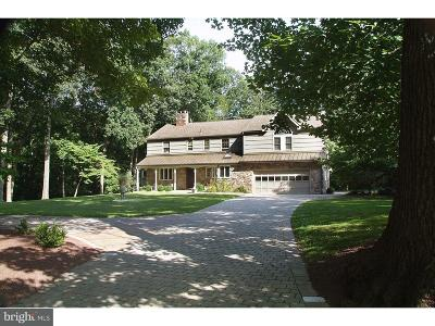 Bucks County Single Family Home For Sale: 89 Thompson Mill Road