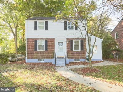 Pikesville Single Family Home For Sale: 413 Milford Mill Road