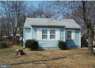 District Heights Single Family Home Active Under Contract: 2709 Phelps Avenue