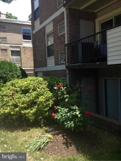 Suitland Condo For Sale: 3831 St Barnabas Road #T