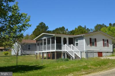 Single Family Home For Sale: 20361 Jackson Road