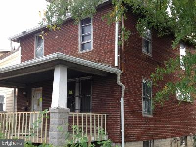 Woodridge Single Family Home Under Contract: 2801 Channing Street NE