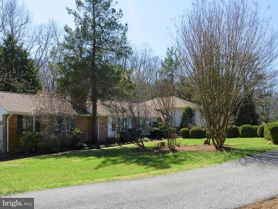 Davidsonville Single Family Home For Sale: 3463 Constellation Drive