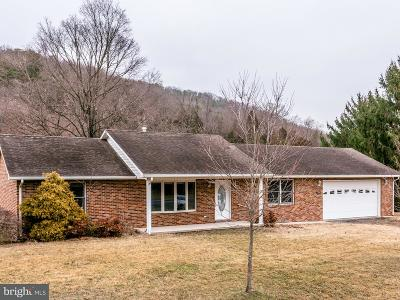 Rockingham County Single Family Home For Sale: 17056 Little Dry River Road