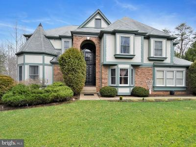 Culpeper County Single Family Home For Sale: 17319 N Cambridge Way