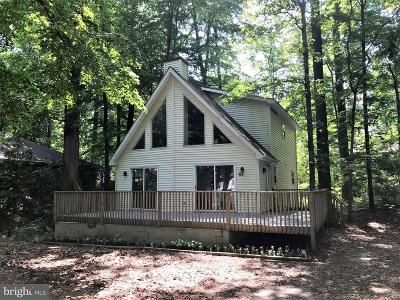 Ocean Pines Single Family Home For Sale: 93 White Horse Drive