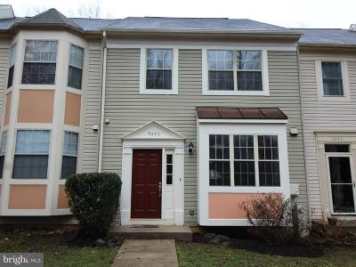 Bowling Brook Farms Single Family Home For Sale: 9643 Horsham Drive