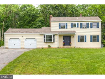 Elkton Single Family Home Under Contract: 103 Cambridge Road