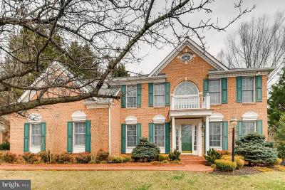 Lutherville Timonium Single Family Home For Sale: 8607 Countrybrooke Way