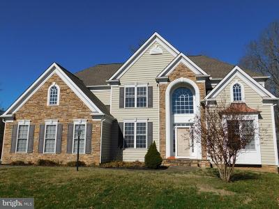 Fredericksburg City, Stafford County Single Family Home For Sale: 61 Journeys Way