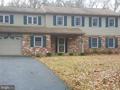 White Plains Single Family Home For Sale: 4001 Spring Valley Drive