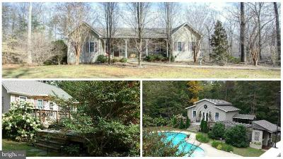 Fredericksburg Single Family Home For Sale: 254 Spotted Tavern Road