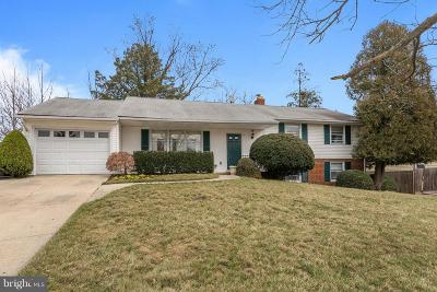 Silver Spring MD Single Family Home For Sale: $392,900