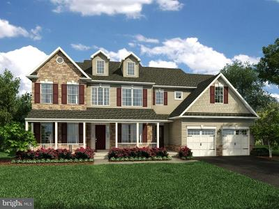 Douglassville Single Family Home For Sale: Plan -9 Green Meadow Drive