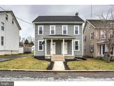 East Earl Single Family Home For Sale: 119 Spring Grove Road