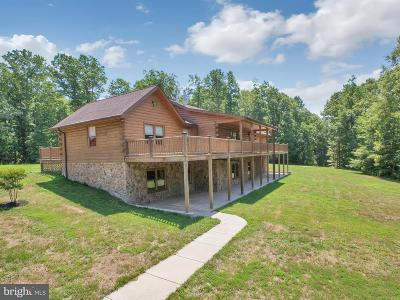 Fauquier County Single Family Home For Sale: 14311 Crawleys Dam Road