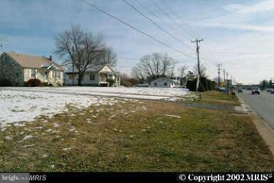 Frederick Residential Lots & Land For Sale: 318 Warrenton Road