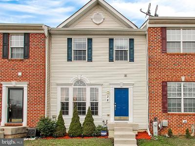 Rosedale Single Family Home For Sale: 34 Ironwood Court