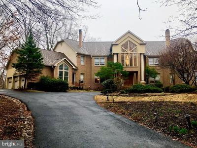 Bethesda MD Single Family Home For Sale: $4,625,000