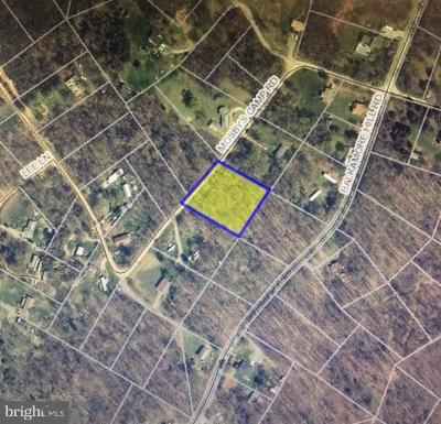 Page County Residential Lots & Land For Sale: Mosbys Camp Road