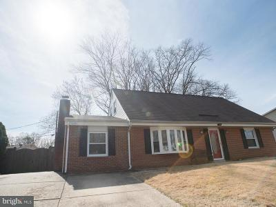 Single Family Home For Sale: 130 Jefferson Road